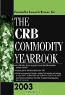 Commodity Research Bureau, Commodity Research Bureau. The CRB Commodity Yearbook 2003